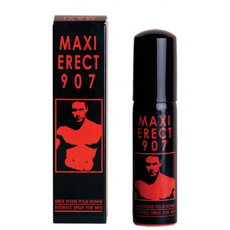 MAXI ERECT 907 25ml - erectie rapida si rigida